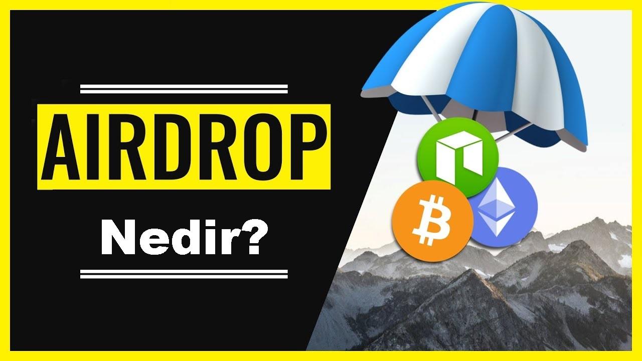 Airdrop Nedir? 2020 2