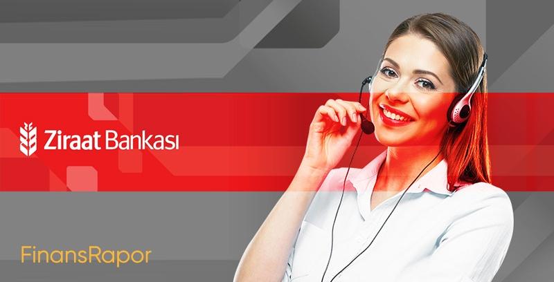 Ziraat Bankası Müşteri Hizmetlerine Direk Bağlanma 2